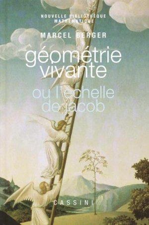 Géométrie vivante - cassini - 9782842250355 -