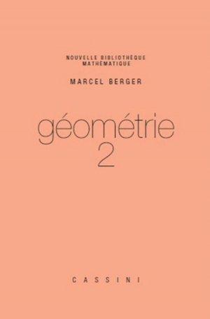 Géométrie 2 - cassini - 9782842251468 -