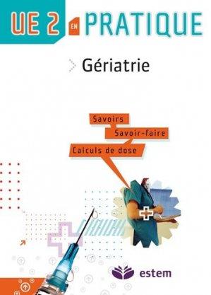 Gériatrie - estem - 9782843715150
