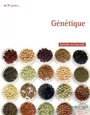 Génétique - educagri - 9782844449269 -