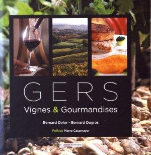 Gers - Vignes & Gourmandises - atelier des brisants - 9782846231466 -