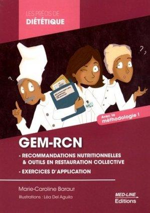 GEMRCN - med-line - 9782846781831 -