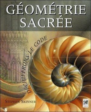 Géometrie sacrée - vega - 9782858296170 -
