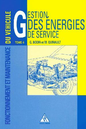 Gestion des énergies de service - delta press - 9782869440418 -