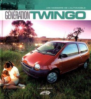 Génération Twingo - l'autodrome - 9782910434519 -