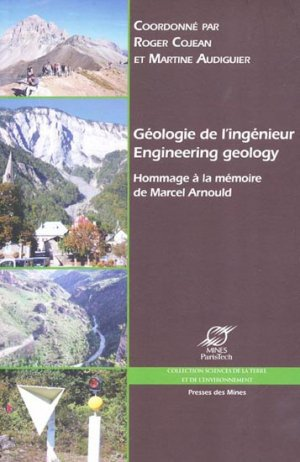 Géologie de l'ingénieur - presses des mines - 9782911256585