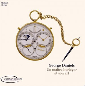George Daniels - watchprint - 9782940506002 -