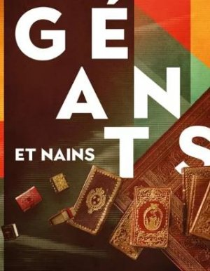 Geants et nains - notari - 9782940617296 -