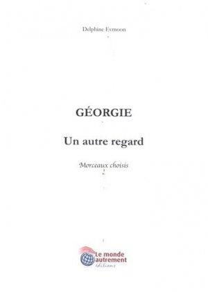 Géorgie - Le monde autrement éditions - 9782954196893 -
