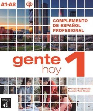 Gente hoy 1 - Difusión - 9788417260422 -