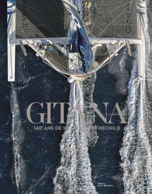 Gitana. 140 ans de sillages Rothschild - de la martiniere - 9782732476315 -