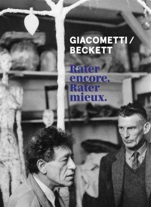 Giacometti / Beckett - fage - 9782849756584 -