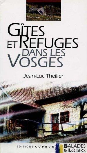 Gîtes et refuges dans les Vosges - coprur - 9782903297985 -