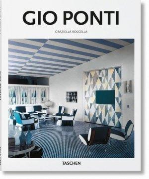 Gio Ponti 1891-1979. La légèreté de la matière - Taschen - 9783836564380 -