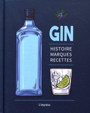 Gin - de l'imprevu - 9791029506482 -