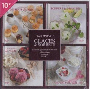 Glaces & sorbets - Hachette - 9782012315051 -