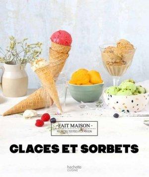 Glaces et sorbets - hachette - 9782017089117 -