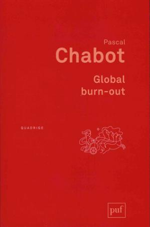 Global burn-out - puf - presses universitaires de france - 9782130788881 -