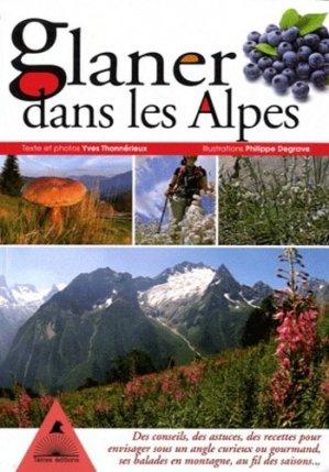 Glaner dans les Alpes - Tétras éditions - 9782915031539 -