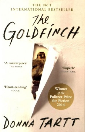 Goldfinch - abacus - 9780349139630 -