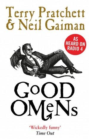 Good Omens - corgi books - 9780552171892 -