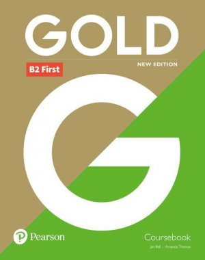 GOLD B2 COURSEBOOK  - pearson - 9781292202273 -