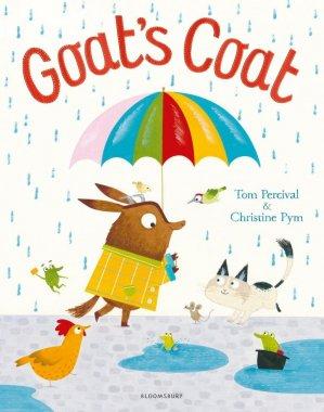 GOAT'S COAT  - BLOOMSBURY - 9781408881019 -