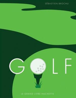 Golf - hachette  - 9782012408203 -
