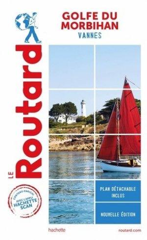 Golfe du Morbihan. Avec 1 Plan détachable - Hachette - 9782017871002 -