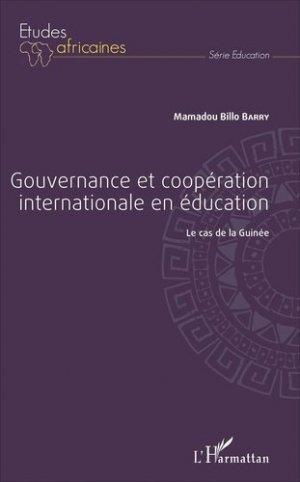 Gouvernance et coopération internationale en éducation - l'harmattan - 9782343117416 -