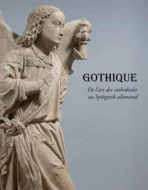 Gothique - Illustria Librairie des Musées - 9782354040901 -