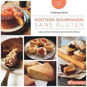 Goûters gourmands sans gluten - terre vivante - 9782360982172 -