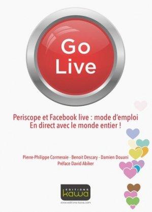 Go Live - kawa - 9782367781433 -