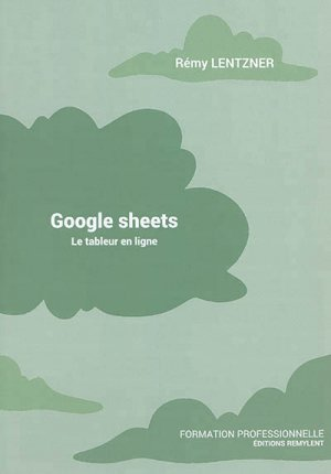Google sheets - remylent - 9782490275199 -