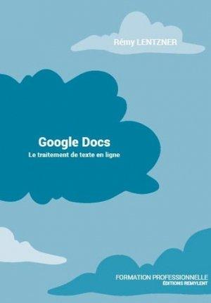 Google Docs - remylent - 9782490275236 -