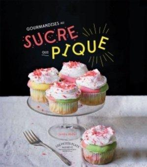 Gourmandises au sucre qui pique - Marabout - 9782501093392 -