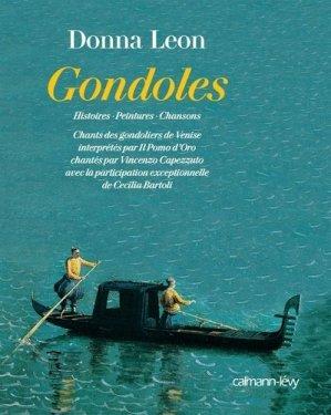 Gondoles. Histoires, peintures, chansons, avec 1 CD audio - calmann levy - 9782702155141 -