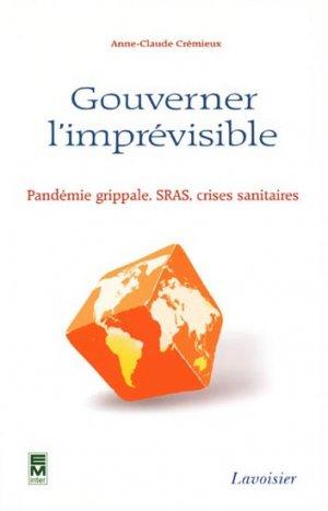 Gouverner l'imprévisible - em inter / lavoisier - 9782743011970 -