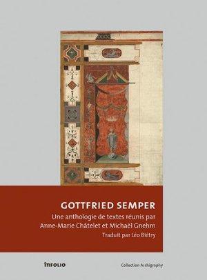 Gottfried Semper - Infolio - 9782884745536 -