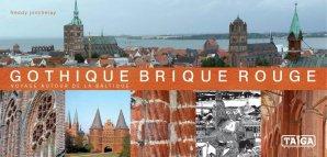Gothique brique rouge - taiga - 9782953390025 -