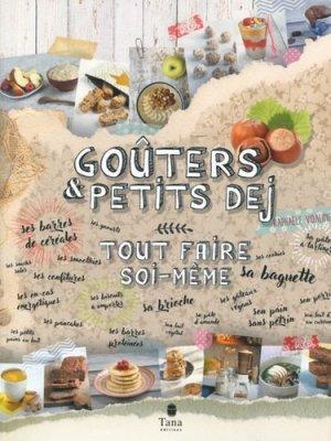Goûters & petits dej - tana - 9791030102796 -