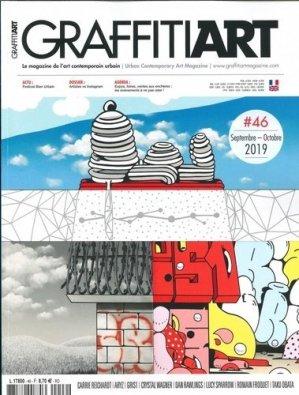 Graffiti Art N° 46, août-septembre 2019 - Graffiti art - 3663322106682 -