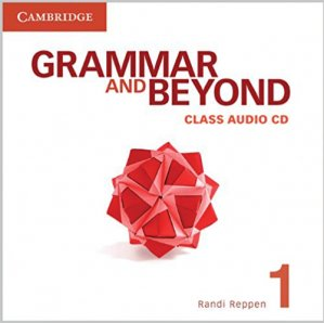 Grammar and Beyond Level 1 - Class Audio CD - cambridge - 9780521143301 -