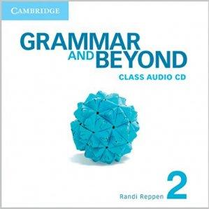 Grammar and Beyond Level 2 - Class Audio CD - cambridge - 9780521143356 -