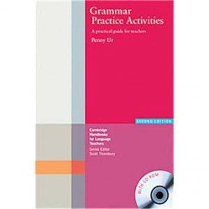 Grammar Practice Activities - Paperback with CD-ROM - cambridge - 9780521732321 -