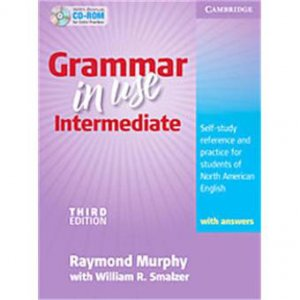 Grammar in Use Intermediate Student's Book with Answers and CD-ROM - cambridge - 9780521734776 -