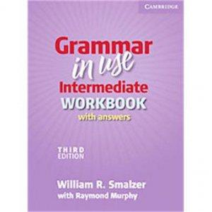 Grammar in Use Intermediate - Workbook with Answers - cambridge - 9780521734783 -