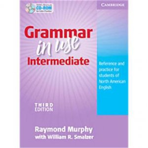 Grammar in Use Intermediate - Student's Book without Answers with CD-ROM - cambridge - 9780521759366 -