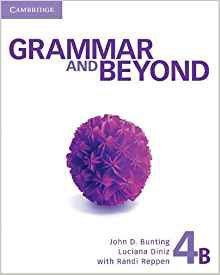 Grammar and Beyond Level 4 - Student's Book B and Writing Skills Interactive Pack - cambridge - 9781107672086 -