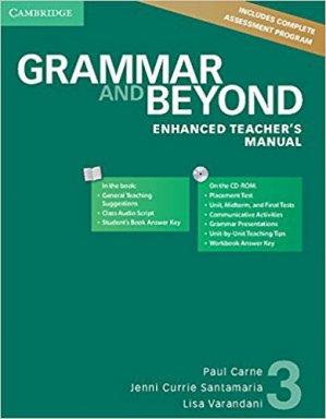 Grammar and Beyond Level 3 - Enhanced Teacher's Manual with CD-ROM - cambridge - 9781107690691 -